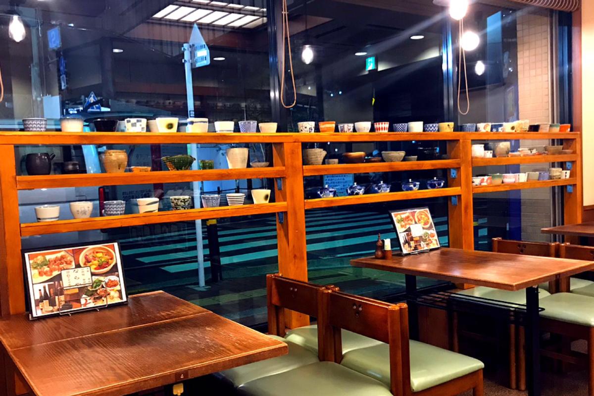 「そば うどん ならや」 池袋東口・日本そば